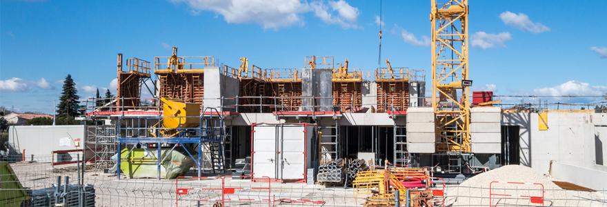 bâtiment professionnel